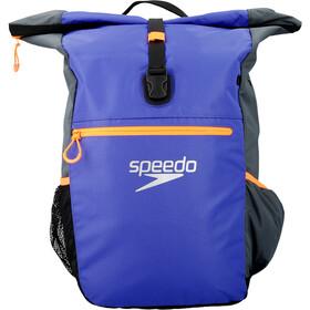 speedo Team III+ Backpack oxid grey/ultramarine